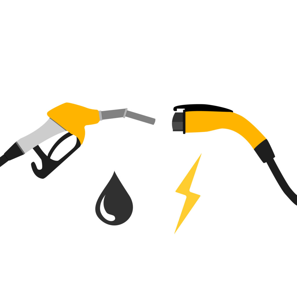gas vs electric fuel