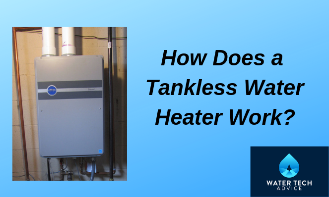 how does tankless work