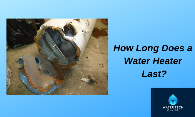 how long water heater last