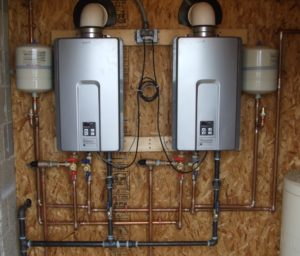 indoor water heaters