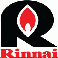 rinnai fire logo