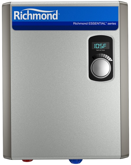 Richmond Tankless Water Heater Reviews See Our Best Pick