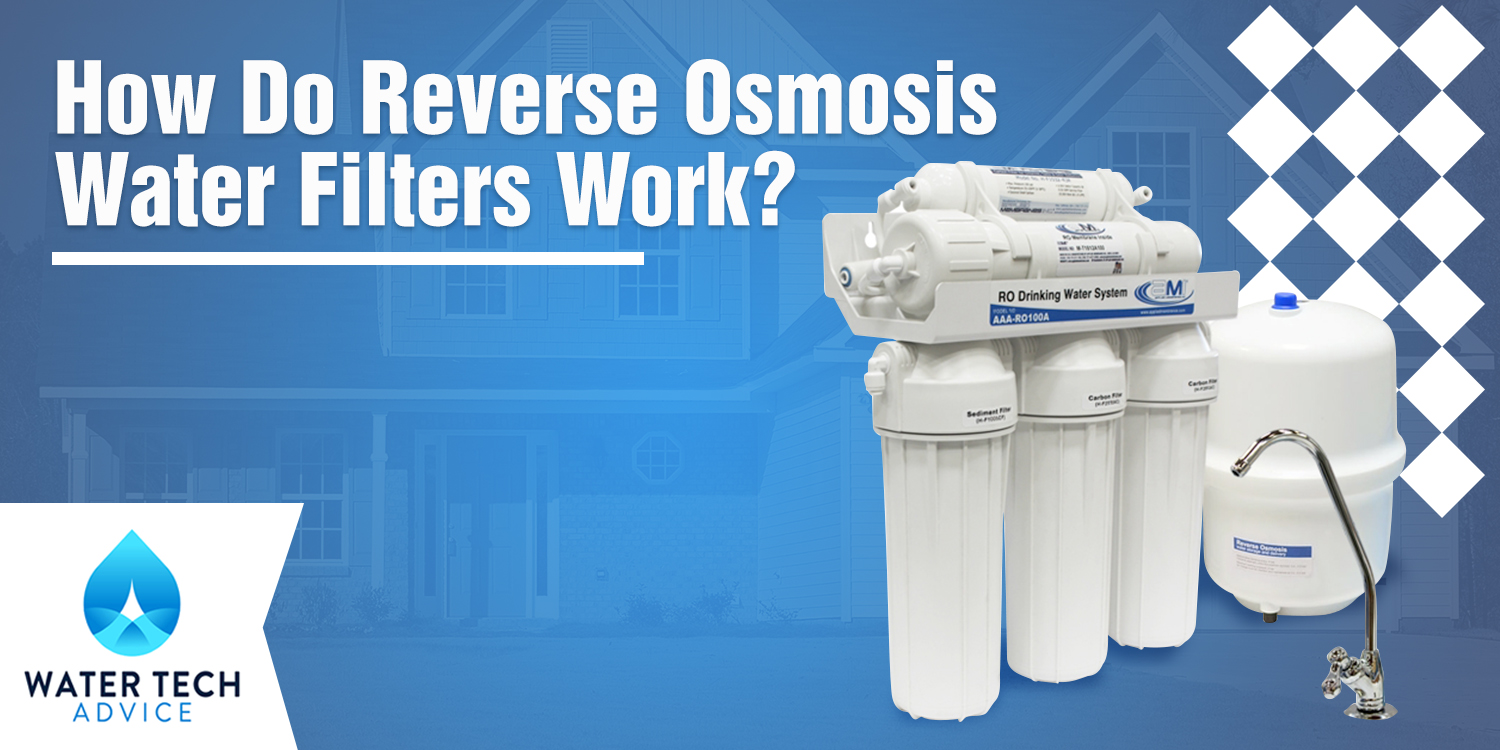 reverse osmosis vs filtered water