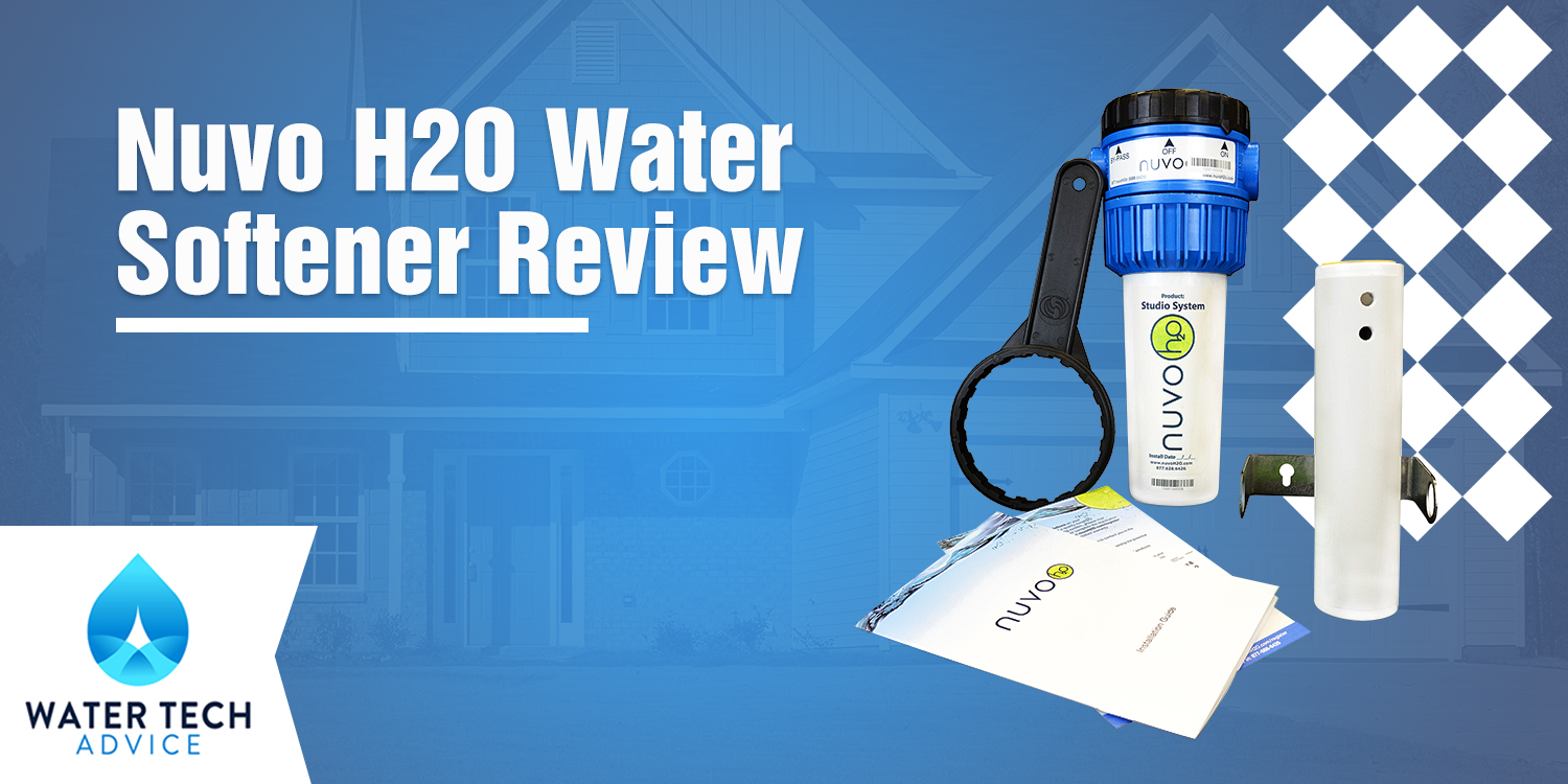 Nuvo H2O Water Softener Review