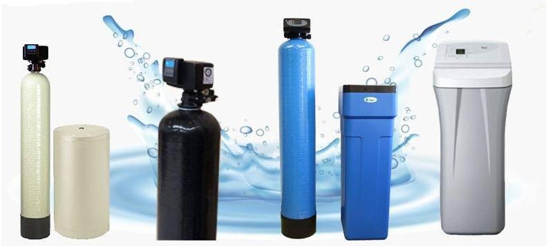 water softener cost