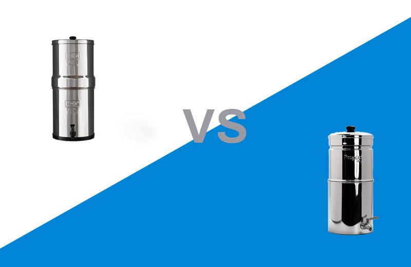 Berkey vs Propur