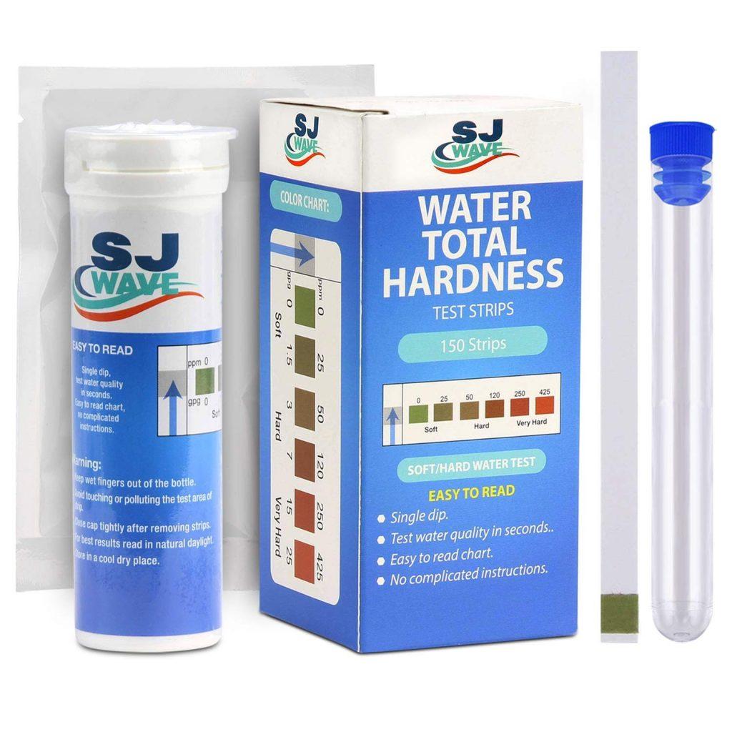 water total hardness kit