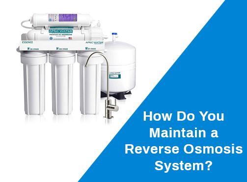 maintain-reverse-osmosis