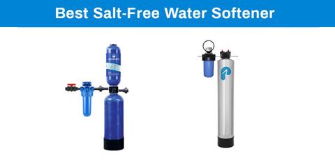 salt free water softeners