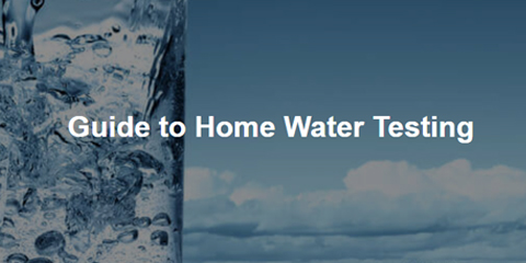 home water testing