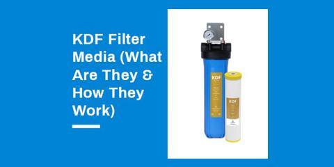 kdf filter media
