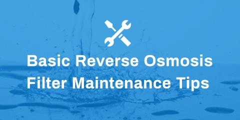 ro-maintenance-tips