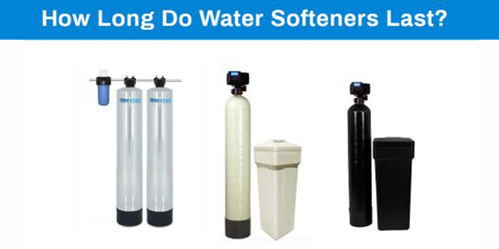 how long do water softeners last