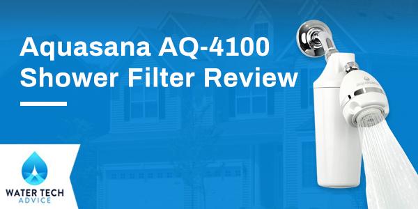 Aquasana AQ-4100 Shower Filter Review