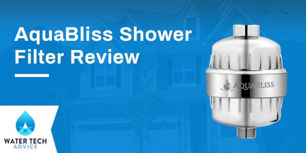 AquaBliss Shower Filter Review