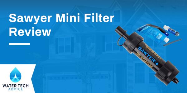 Sawyer Mini Filter Review