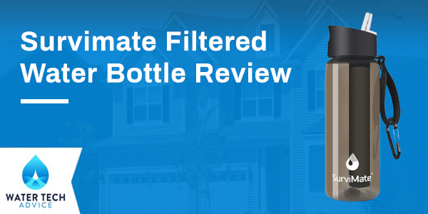 Survimate Filtered Water Bottle Review